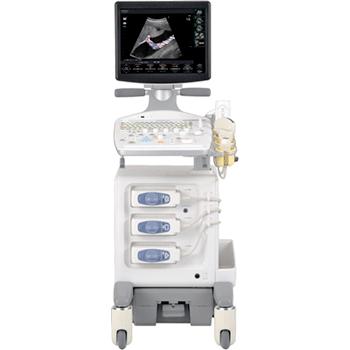 Уз сканер алока с вагинальным и абдоминальным датчиком